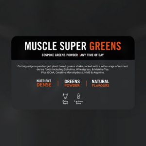 Musle Super Greens