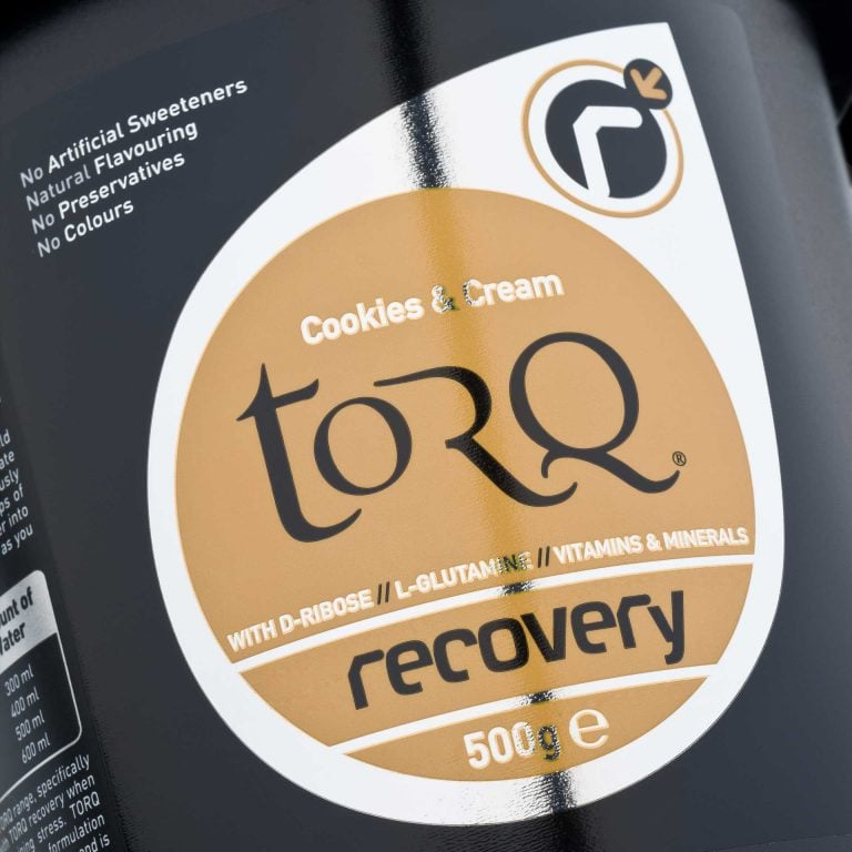 Σύστημα Αποκατάστασης TORQ | Recovery Drink