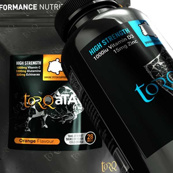 Ενίσχυση Ανοσοποιητικού Συστήματος | TORQ Fitness
